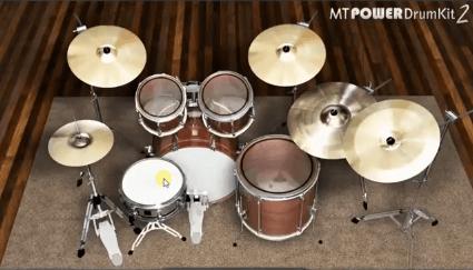 mt power drumkit