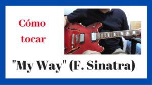 Notas Musicales My Way Guitarra